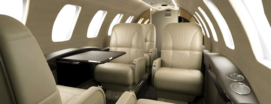 Citation cj2 Carnegie Interior collection