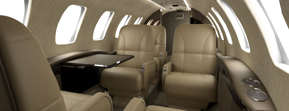Citation cj2 Heritage Interior Collection