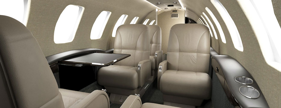 Citation cj2 Parsons Interior Collection
