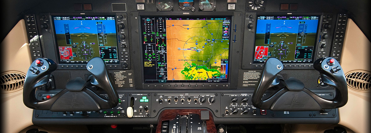 Citation Mustang avionics