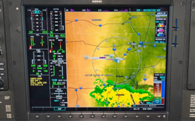 Citation Mustang Garmin Flight Management System